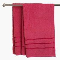 Рушник YSBY 50x90см рожевий