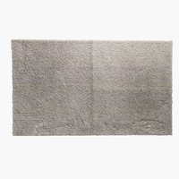 Bath mat KARLSTAD 70x120 light grey
