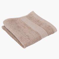 Ręcznik KARLSTAD 28x30cm beż KRONBORG