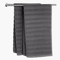 Bath towel TORSBY grey