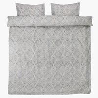Set posteljine AILA krep 200x220 cm