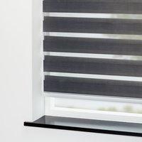 Rullegardin ALSTEN 120x180 Duo grå
