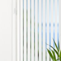 Vertical Blind ANDAMMEN 150x250cm white