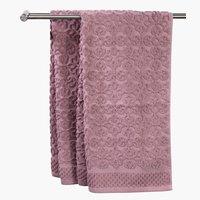 Handduk STIDSVIG 50x70 rosa