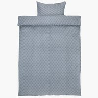 Set posteljine MARCLEA flanel 140x200