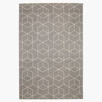 Rug BALSATRE 160x230 grey/white