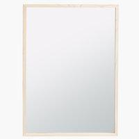 Spejl OBSTRUP 40x55 natur