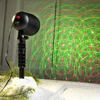 Laserljus ENSTATIT H38cm m/9 funktioner