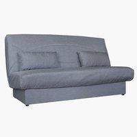 Софа-ліжко KARLSLUNDE сірий