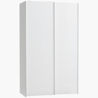 Wardrobe ONSTED 120x201 cm w.gloss
