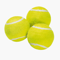 Dryer balls ROGER 3pcs/bag rubber