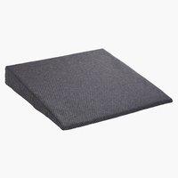 Stolehynde MYRLILJA 35x35x1/6 grå