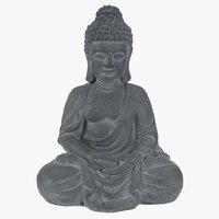 Statue de jardin MYRE l24×L31×H42 gris