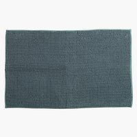 Bath mat FAGERSTA 50x80 dusty blue
