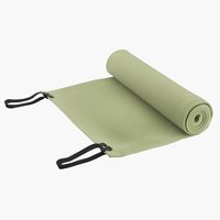 Roll mat LAPPMEIS olive-green H0.6cm