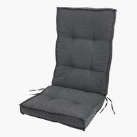 Μαξιλάρι γ/ανακλ.καρέκλα REBSENGE σκ.γκρ