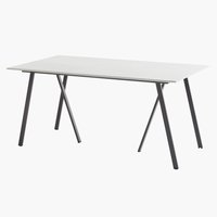Table YSTAD W90xL160 grey