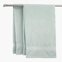 Bath towel UPPSALA 65x130 mint