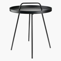 Side table IDRE D45xH52 black