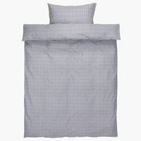 Duvet cover KAJSA SGL light purple
