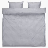 Duvet cover KAJSA KNG light purple