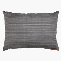 Back cushion BALDRIAN 50x70 grey