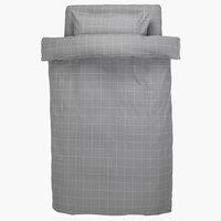 Спално бельо с чаршаф THERESA бархет SGL