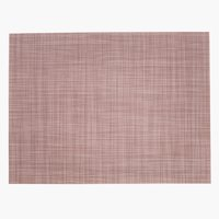 Place mat VALLMO 33x42 mottled rose