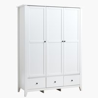 Ormar NORDBY 150x200 bijela